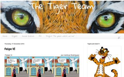 The tiger Team