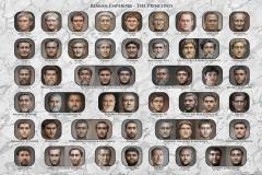 Emperadores romanos (difícil)
