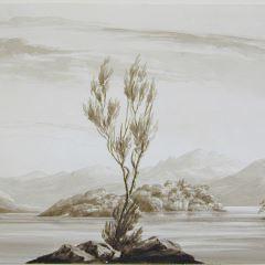 Lago Fyne y sus islas (Escocia)