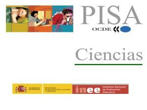 """PISA. Estímulo de Ciencias: """"El cambio climático"""""""