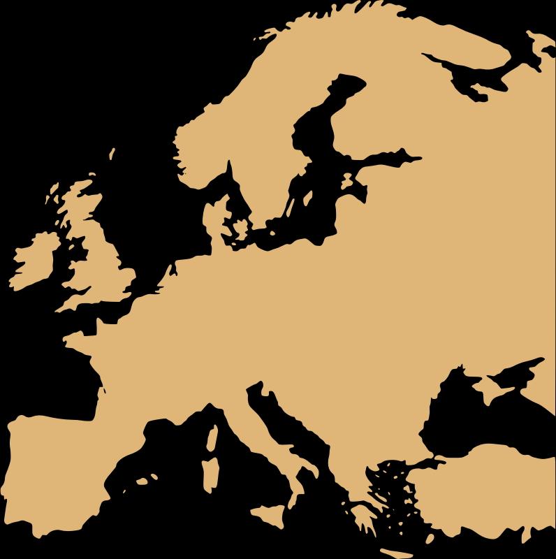 Europa. Regiones Históricas