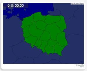 Polen: Provinzen. Seterra