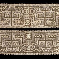 Vuelillo de toga o puñeta de magistrado