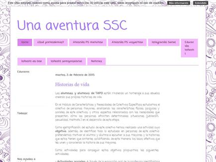 Una aventura SSC