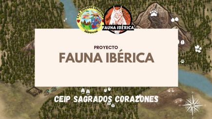 Proyecto Fauna Ibérica.