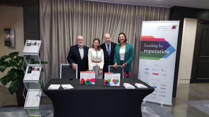 Corporate Excellence firma un acuerdo de colaboración con la Cátedra Itinerante PIZZOLANTE