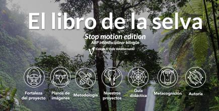 El libro de la selva: stop motion edition