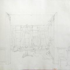 Interior de un salón