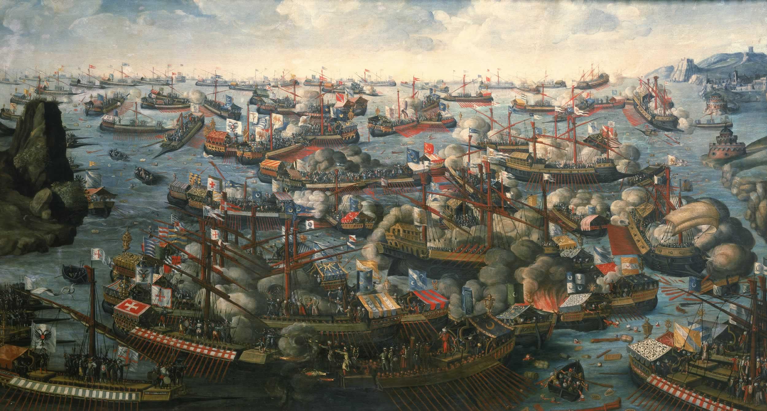 Eventi importanti del XVI secolo (facile)
