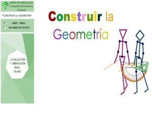 Construir la Geometría