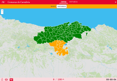 Regions of Cantabria