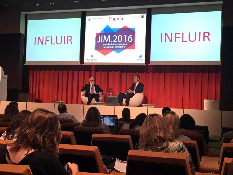 Nuestra aportación al mes de las métricas: #JIM2016