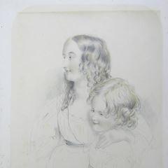 Retrato de las hermanas Fairfield