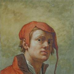 Retrato de Gerard Honthorst