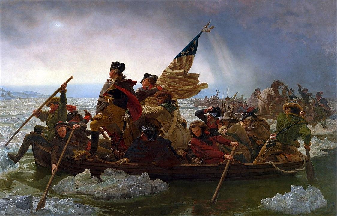 Revolución das trece colonias e independencia dos Estados Unidos (fácil)