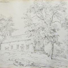 Capilla de Alderwasley (Inglaterra)