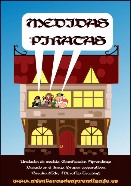 Aventura de  Aprendizaje: Medidas Piratas