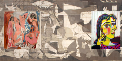 Pablo Picasso: obres