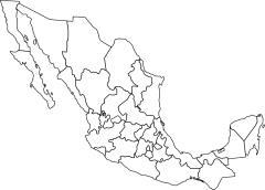 Entidades Federativas de México  (JetPunk)