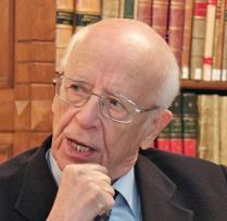 Emilio Lledó, el maestro de España