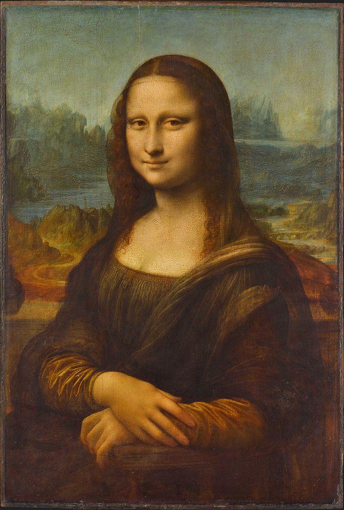 La Gioconda o Mona Lisa, 1503-1519