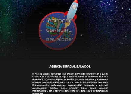 Agencia Espacial Balaídos.