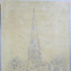 Iglesia de Standwick, Northamptonshire (Inglaterra)