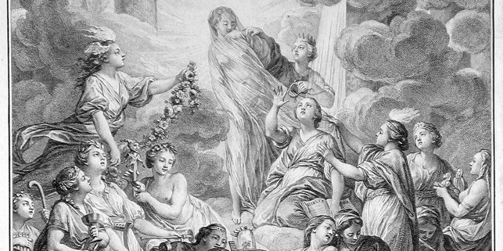 Literatura francesa de Siglo de las Luces: obras