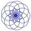 Pétalos geométricos