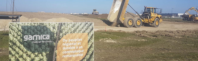 Garnica abrirá en 2022 su próxima fábrica en la región francesa de Champagne