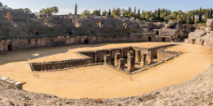 Spanish archaeological sites (difficult)
