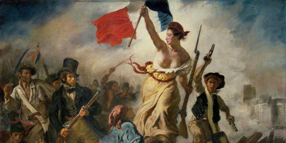 Frantziako Iraultza (zaila)