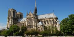Gotische Kunst: Architektur