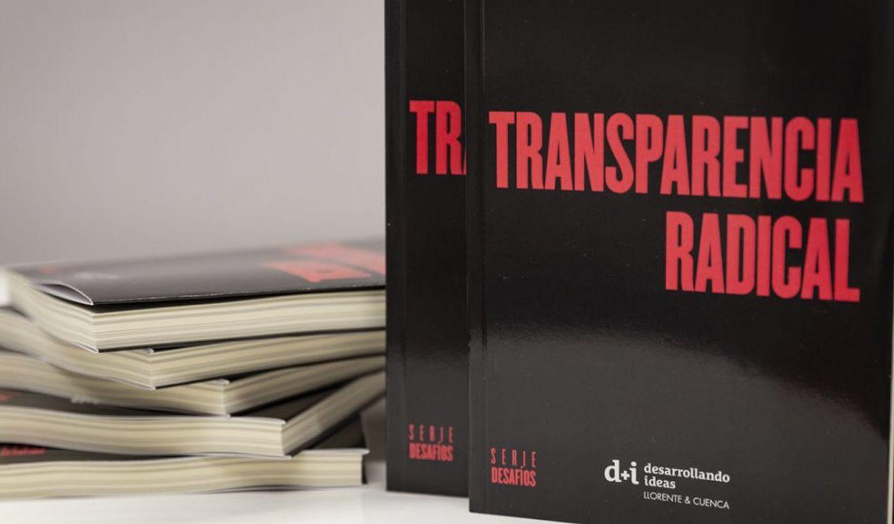 Viernes de lectura: Transparencia Radical
