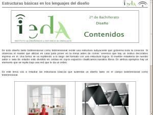 Diseño: Estructuras básicas en los lenguajes del diseño