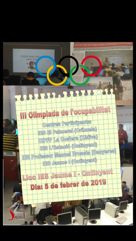 III Olimpiada de la Empleabilidad