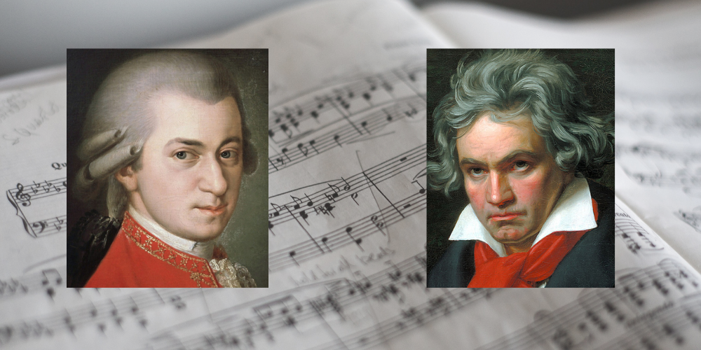 Klasizismoko musika: autoreak