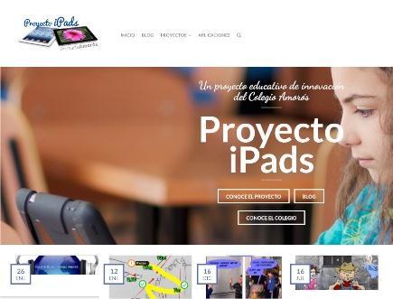 Proyecto Ipads - Amorós