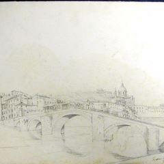 Vista de Florencia (Italia)