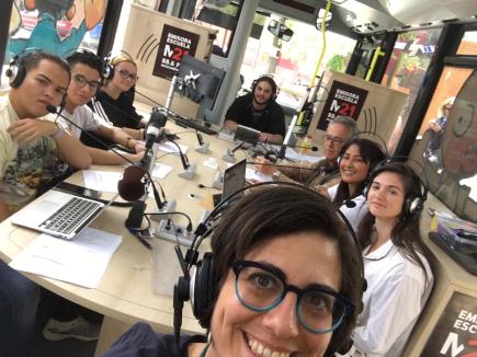 RadioActivos: Periodismo social con mayores, adolescentes y alumnos de educación especial