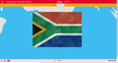Capitales de provincias de Sudáfrica