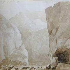 Primer túnel del Simplon (Suiza)