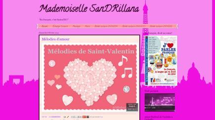 Mademoiselle SanDRillana
