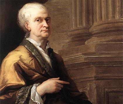 Retrato de Isaac Newton, James Thornhill, c. 1710