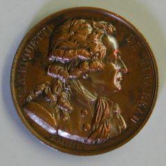 Honore Gabriel Riquetti, conde de Mirabeau