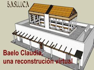 Baelo Claudia. Una reconstrucción virtual