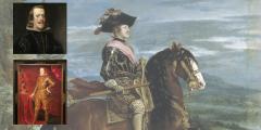 Philippe  IV d'Espagne (difficile)