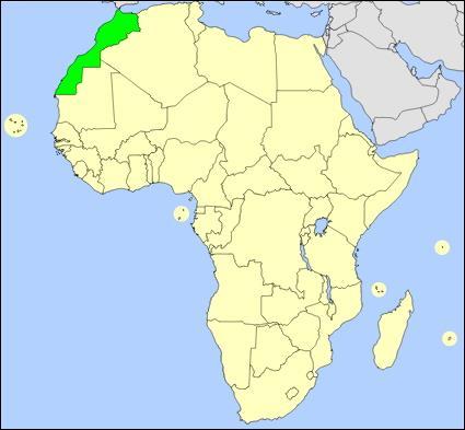 Países de África  (JetPunk)