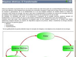 Máquinas eléctricas: El Transformador