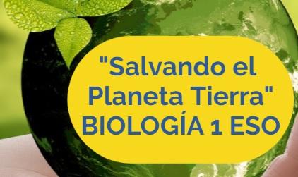 Salvando el planeta Tierra